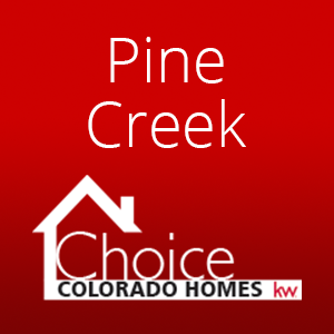 Click here to Search Pine Creek Homes